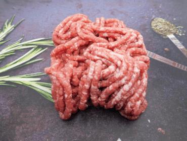 Carne molida en Bogotá