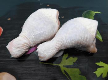 Colombinas de pollo en Bogotá
