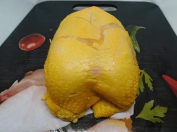 Pechuga de pollo criolla en Bogotá