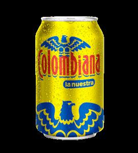 Gaseosa Colombiana en Bogotá