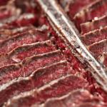 corte de carne fina